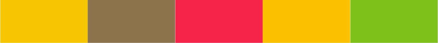 Bonovo Sekundär Farben