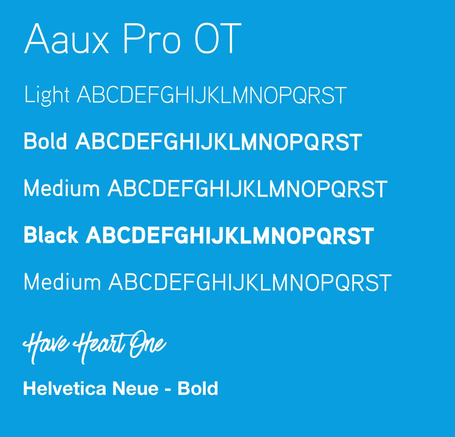 Bonovo Type Font