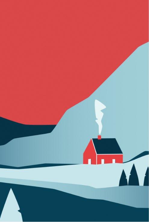 Bonovo Illu Hütte