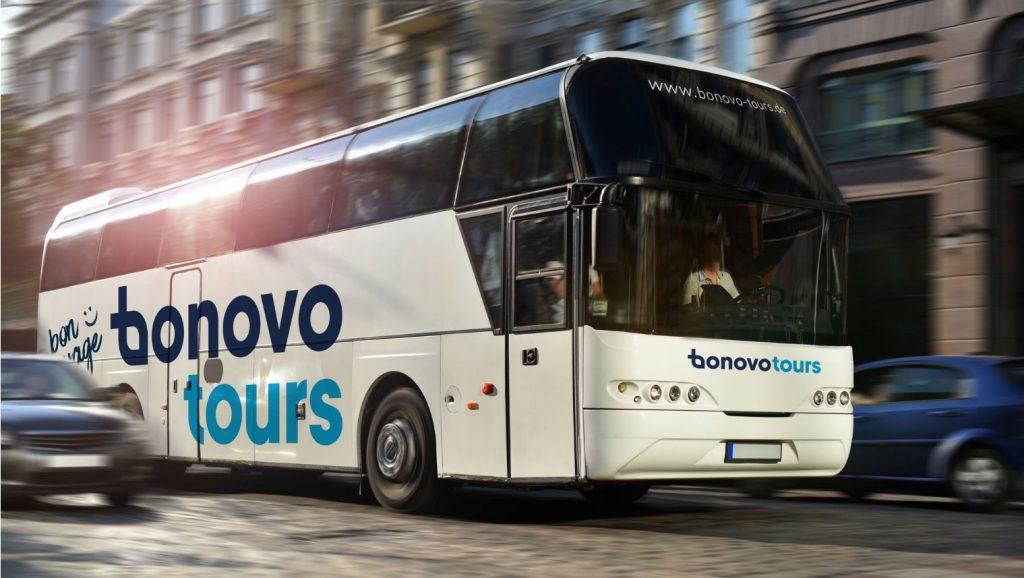 Bonovo Tours Branding