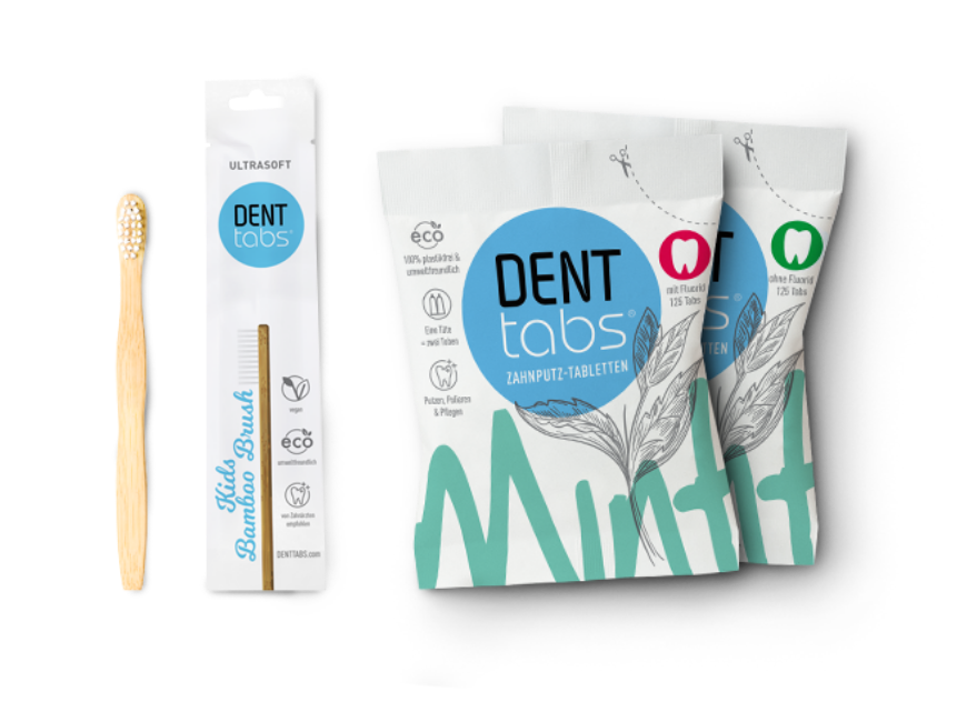 Denttabs Packaging