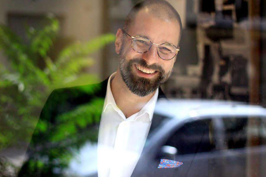 Markus Portrait
