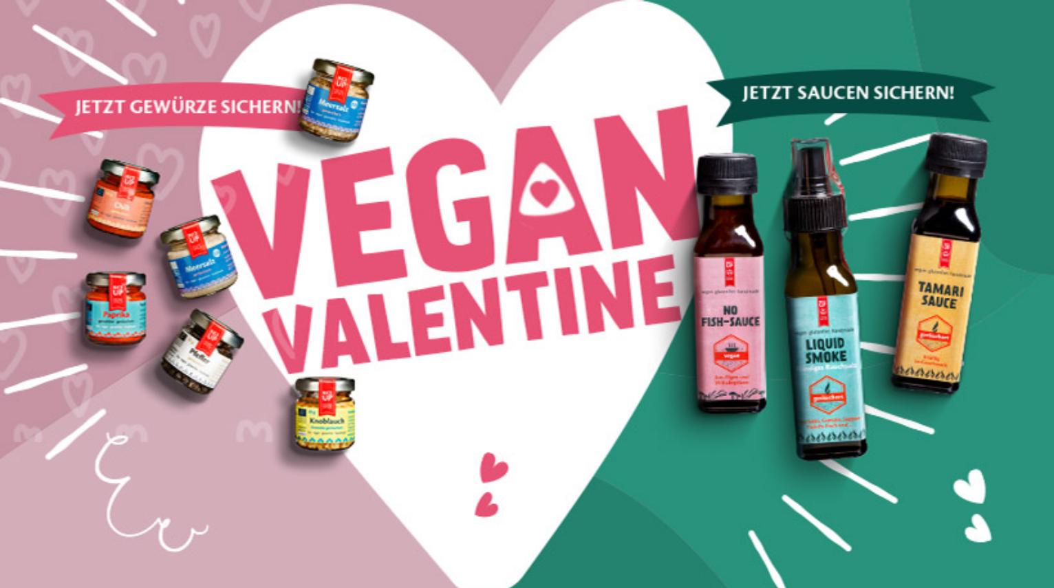 Vegan Valentine RiCEUp